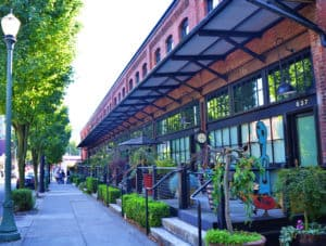 Pearl District Portland