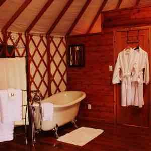 Merridale Yurts Pacific Northwest Getaways