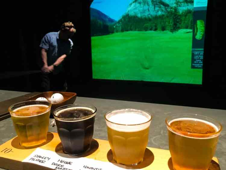 One Under Golf Things to do in Vancouver BC