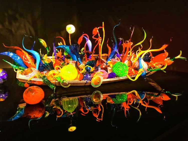Chihuly Glass Seattle
