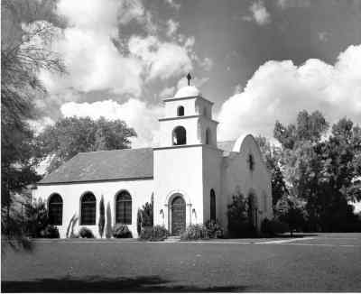 Litchfield Park Church 1942