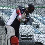 Cricket warm-up