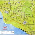 Port of Spain Trinidad Map. Copyright MEP Publishers 2013