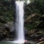 Chasing waterfalls. Photographer: Stephen Broadbridge