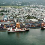The Port of Spain waterfront. Photographer: Courtesy T&T Business Guide