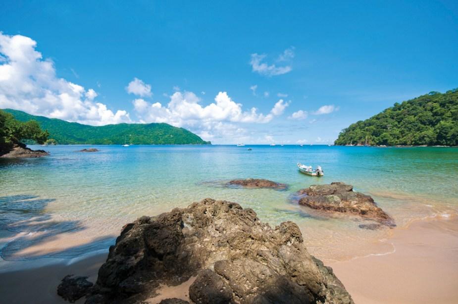 Pirate's Bay, Tobago. Photo: Stephen Jay Photography