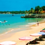 Store Bay Tobago. Courtesy Division of Tourism and Transportation.
