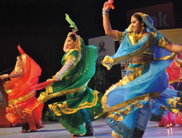 Divali Nagar 2010 celebraions. Photo by Edison Boodoosingh