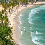 Maracas Bay is one of the most popular beaches in Trinidad. Photo by Chris Anderson