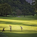 St Andrew's Golf Club in Moka. Photo by Chris Anderson