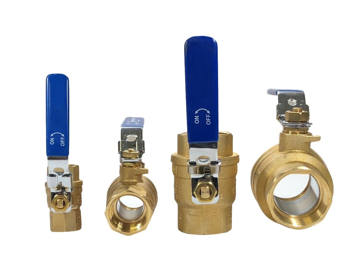 Ball In Cage Valve