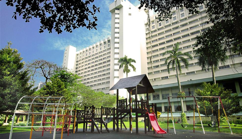 Hotel Borobudur Jakarta 5 Star Hotels In Indonesia
