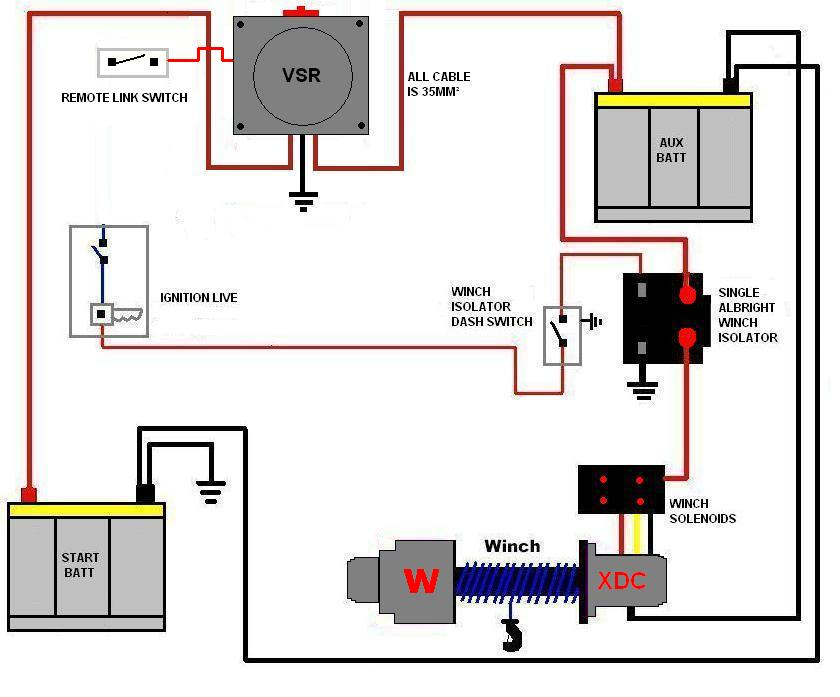 Duromax 16 Hp Wiring Diagram Suitable Battery For Dual Battery Set Up Page 7