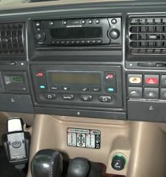 freelander 2 radio wiring diagram [ 1024 x 768 Pixel ]