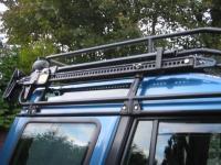 Hi-Lift Roof Rack Mount - Land Rover Forums - Land Rover ...