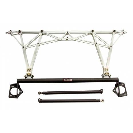 Brey Krause Truss Style Harness Bar for Porsche 996/997 Coupe