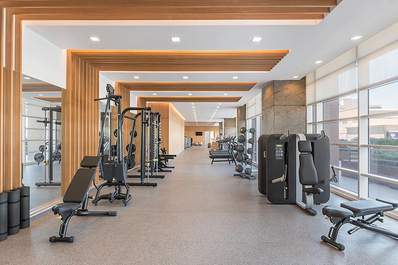 Fitness Center 37 Degrees Gym