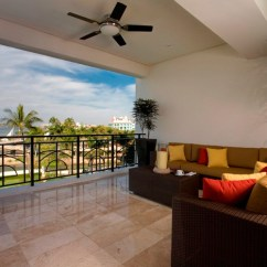 Kitchen Pots And Pans Exhaust Systems Puerto Vallarta Condo Rental 3 Bedroom Beachfront Building ...