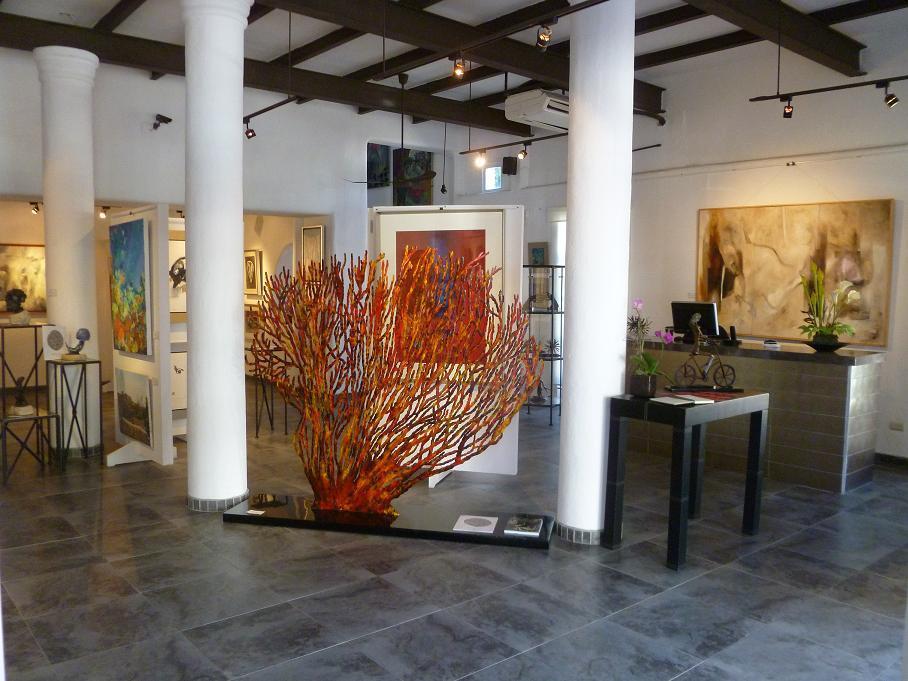 Puerto Vallarta Art Galleries  Culture  Art Walk Scene