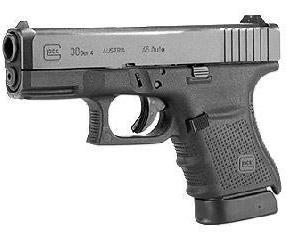 Glock 30 Gen4 45 ACP 10rd 3mags
