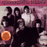 Jefferson Airplane Surrealistic Pillow mono 180gm vinyl LP