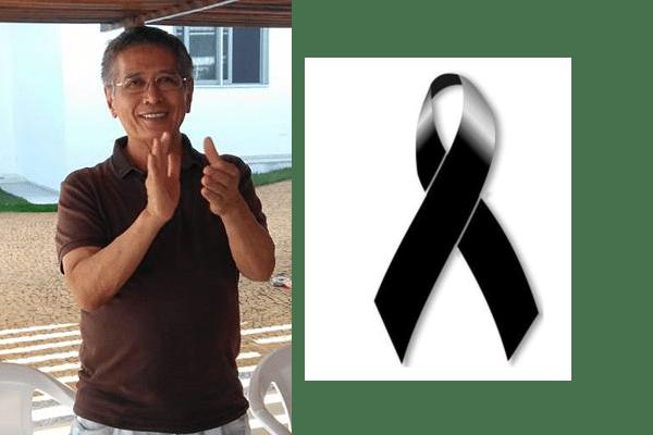 Nota de Falecimento - Jorge Minoru Ishiguro