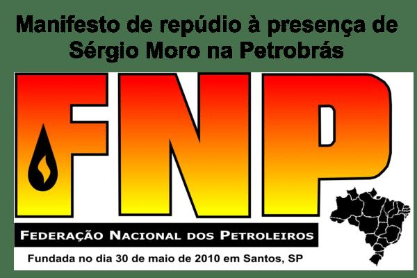 4º PETROBRAS EM COMPLIANCE - MANIFESTO DE APOIO A HONROSA PRESENÇA DO JUIZ SERGIO MORO