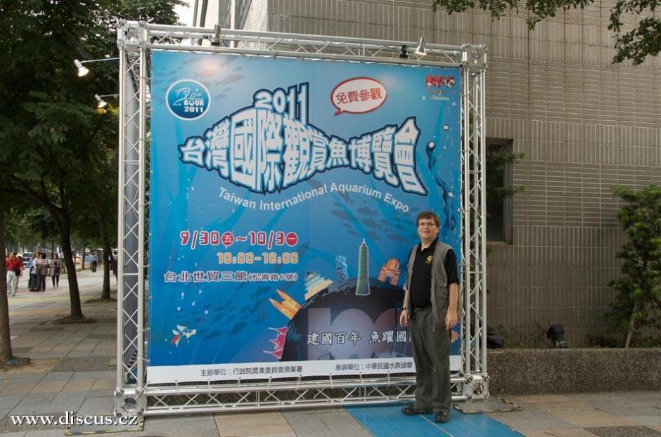 Taipei - plakát výstavy
