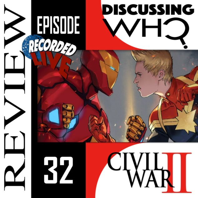 Episode 32 - Review of Civil War II