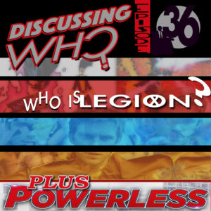 Who is Legion?