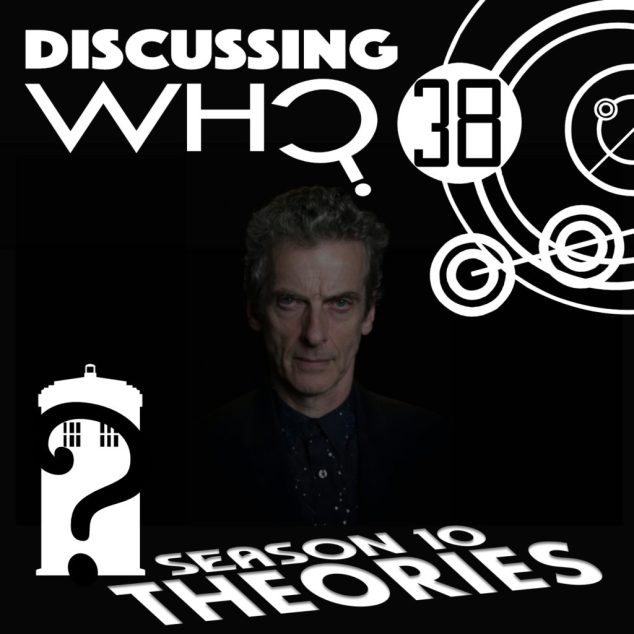Speculating Doctor Who Series 10
