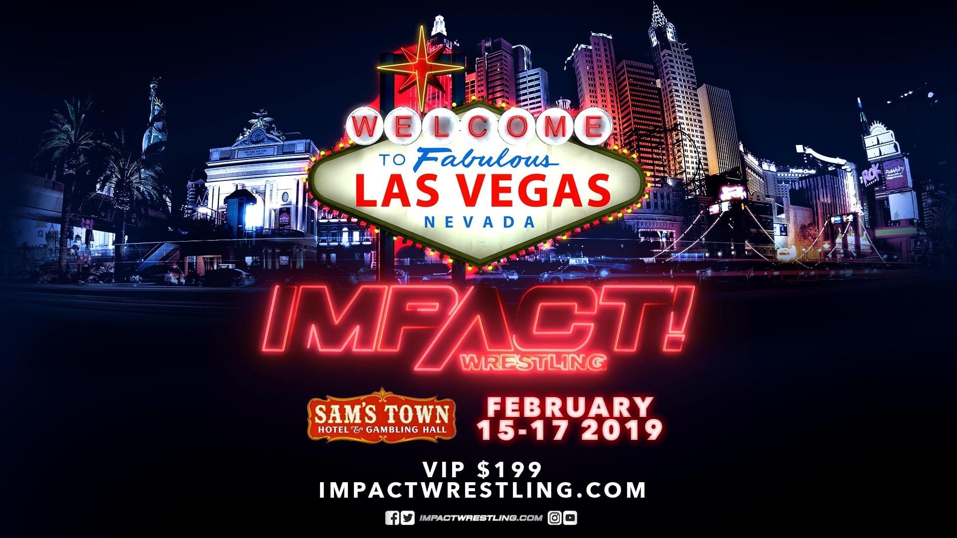 Impact Live in Vegas