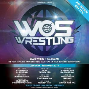 WOS Wrestling Southampton