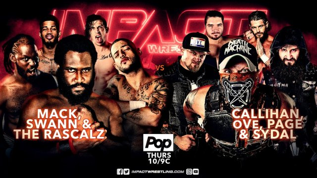 Impact Wrestling Preview 1/3/19