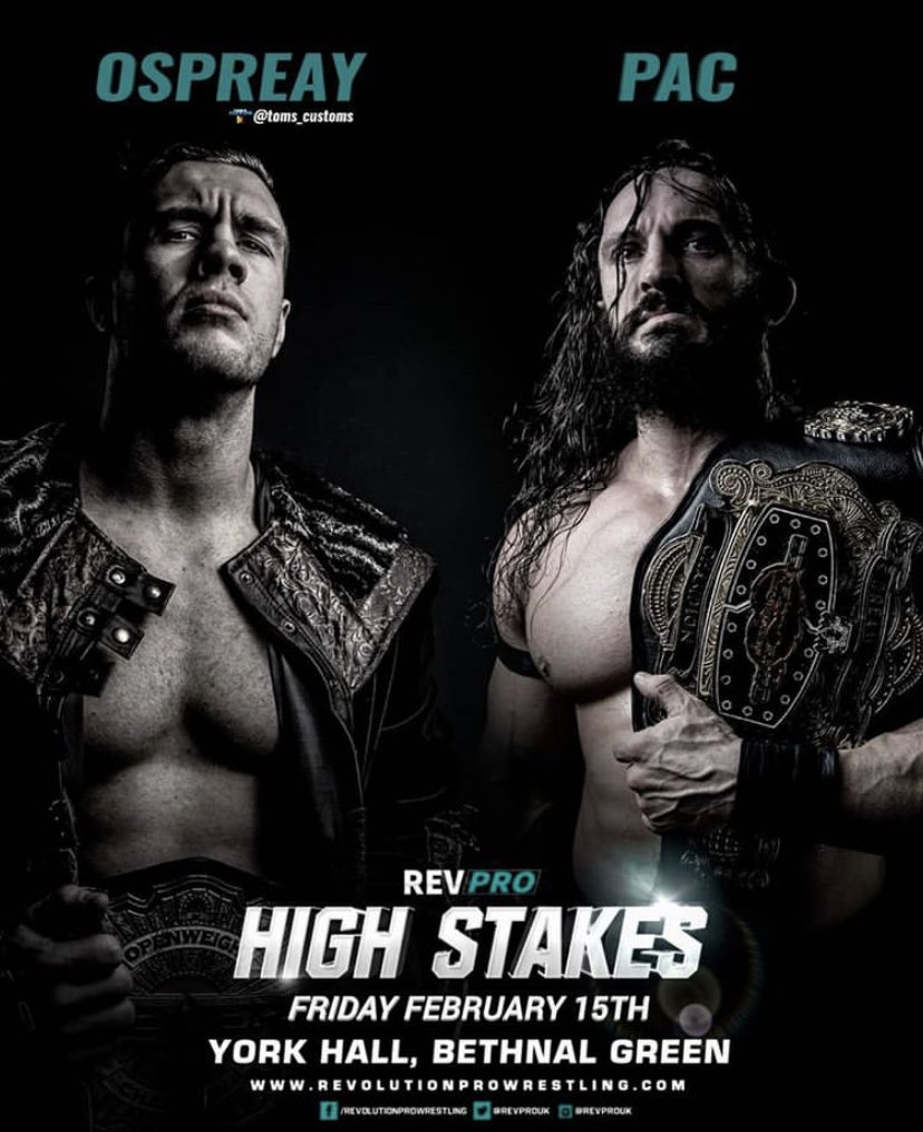High Stakes 2019