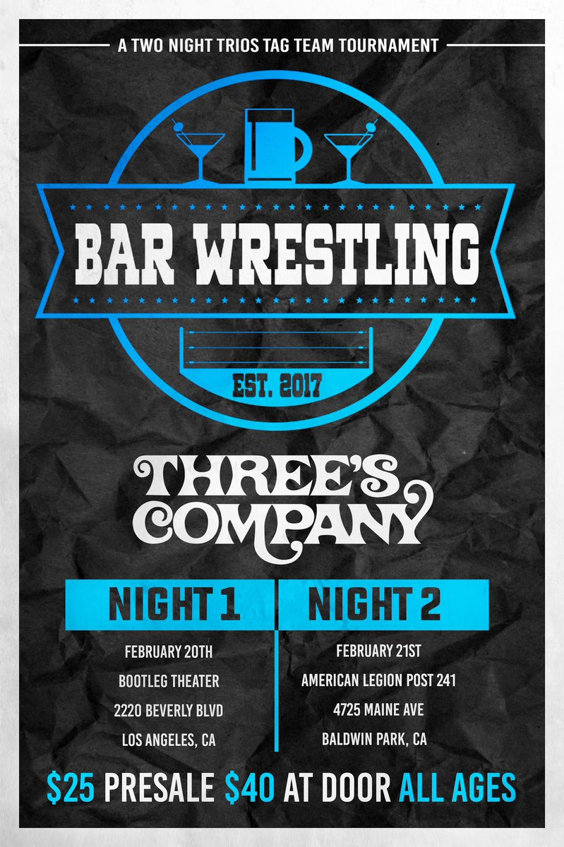 Bar Wrestling 30