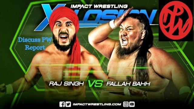 Xplosion 2/23/19 Report | Impact Wrestling