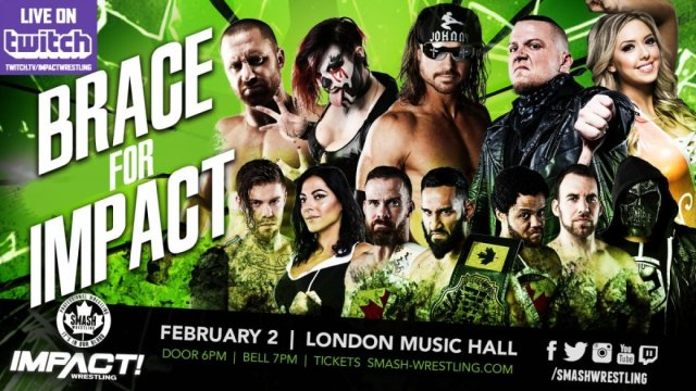 Brace For Impact Results | February 2nd 2019