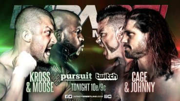Impact Wrestling results February 1st