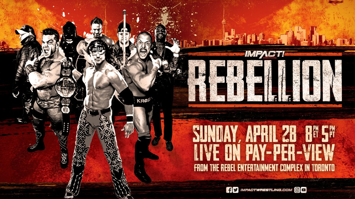 Impact Wrestling Rebellion
