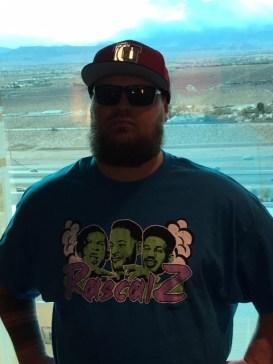 Me in Vegas