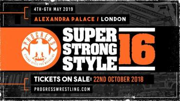 Strong Style 16