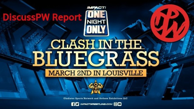 Clash in the Bluegrass Report | Impact/OVW