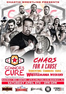 Chaos For A Cause