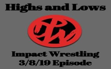 Impact Wrestling 3/8/19