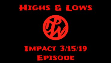 Impact Wrestling 3/15/19