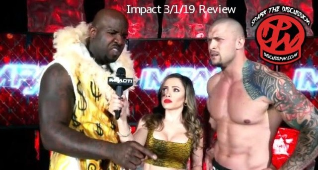 Impact Review 3/1/19 | Spark The Discussion Video