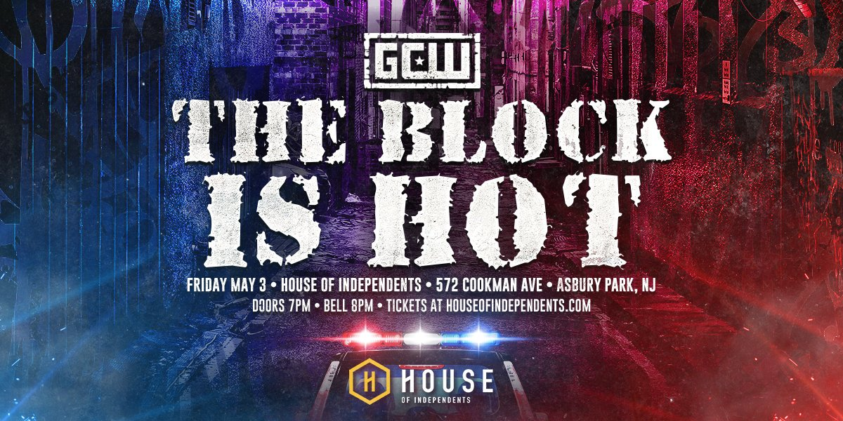 The Block Is Hot