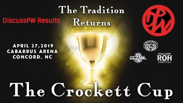 Crockett Cup 2019 Results | NWA | ROH