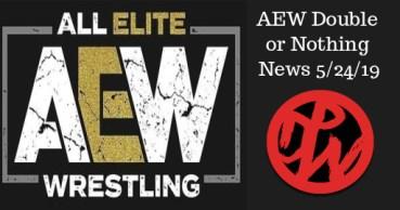 AEW News 5/24/19